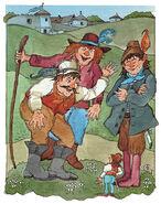 Daumerlings Wanderschaft Rolf Rettich 1989 2