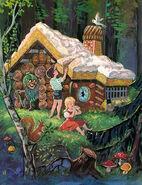 Haensel und Gretel Schoellkopf 1960