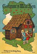 Sammelband um 1910 Scholz