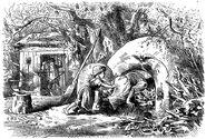 Haensel und Gretel Theodor Hosemann 5