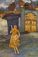 Goldmaria und Pechmaria Poetzelberger 1920
