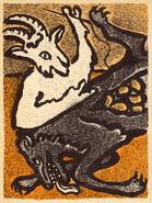 Wolf und die 7 Geisslein Norbert Pohl 1985 2