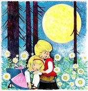 Haensel und Gretel Felicitas Kuhn pappbilderbuch 02