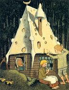 Haensel und Gretel Ernst Kreidolf 1903