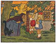 Haensel und Gretel Viktor Griden