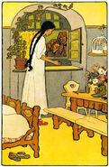 Schneewitchen Gertrud Caspari 1921
