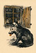 Wolf und die sieben Hans Betcke