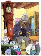 Wolf und die sieben Juergen Pankarz