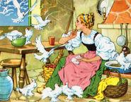 Aschenputtel Ilse Wende-Lungershausen Puzzle