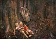 Haensel und Gretel Fritz Gareis