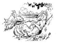 Wolf und die sieben Rene Cloke 2