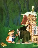 Haensel und Gretel Tenggren 1942