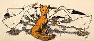 Fuchs und Gaense Weisgerber