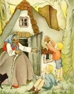 Haensel und Gretel Bruenhild Schloetter