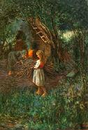 Haensel und Gretel Helene Gammius