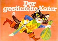 Gestiefelter Kater Moritz Kennel 1967