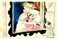 Schneewittchen Dominique 1947 1