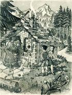 Haensel und Gretel Christo M Popoff 1945