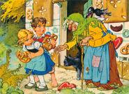Haensel und Gretel Ilse Wende-Lungershausen 2