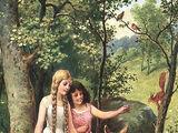 Schneeweißchen und Rosenrot (Oskar Herrfurth)