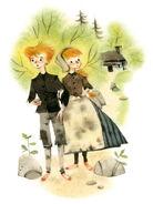 Haensel und Gretel Nathalie-Ragondet