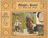 Haensel und Gretel Richard Scholz cover 1