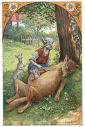 Wolf und die sieben Herrfurth 5