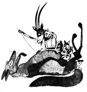 Wolf und die sieben Herbert Lentz 1972