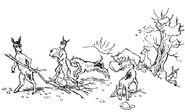 Wolf und sieben Eckle 2