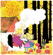Haensel und Gretel Felicitas Kuhn pappbilderbuch 05