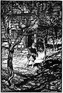 Haensel und Gretel Rackham 1909 1