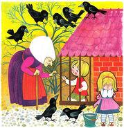 Haensel und Gretel Felicitas Kuhn pappbilderbuch 04