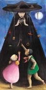 Haensel und Gretel Ana Juan