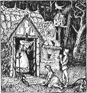 Haensel und Gretel H J Ford 1889 2