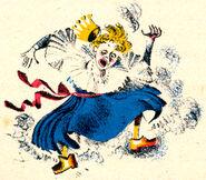 Schneewittchen Dominique 1947 4