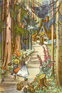 Haensel und Gretel Maria Klaer 1
