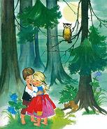 Haensel und Gretel Felicitas Kuhn Schreiber Verl 06