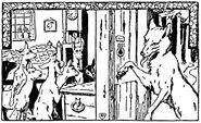 Wolf und die sieben Franz Mueller Muenster 1