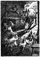 Wolf und die sieben Walter Kramer 1948
