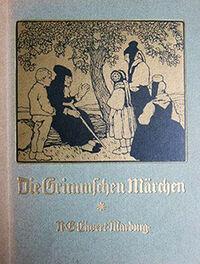 Gesamtausgabe 1907 Ubbelohde