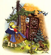 Haensel und Gretel Felicitas Kuhn 13