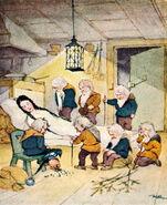 Schneewittchen Kurt Ruebner 1944 11