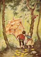 Haensel und Gretel Eva von Rossen