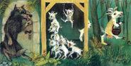 Wolf und die sieben Erika Nerger 1988