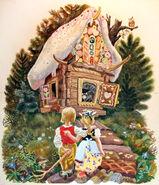 Haensel und Gretel Feodor-Rojankovsky