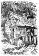 Haensel und Gretel Ludwig Pietsch 1853