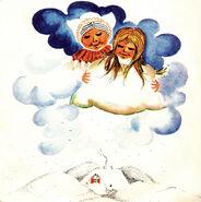 Frau Holle Axel Dehlsen 1970er 2 Litera-Schallplatte