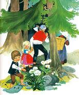 Haensel und Gretel Felicitas Kuhn Schreiber Verl 04