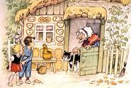 Haensel und Gretel Fritz-Baumgarten 1951