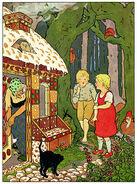 Haensel und Gretel Franziska Schenkel